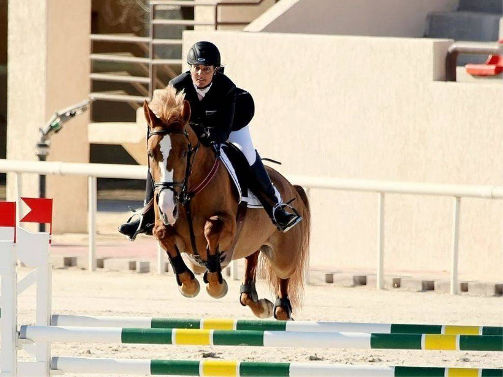 Show Jumping in Kuwait